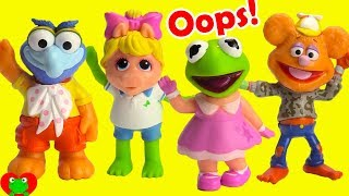 Muppets Kids Learning Video Learn Mix and Match