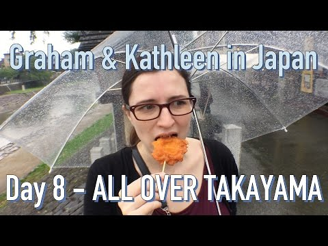 G&K In Japan - Day 8: Cube Eggs & Triangle Houses