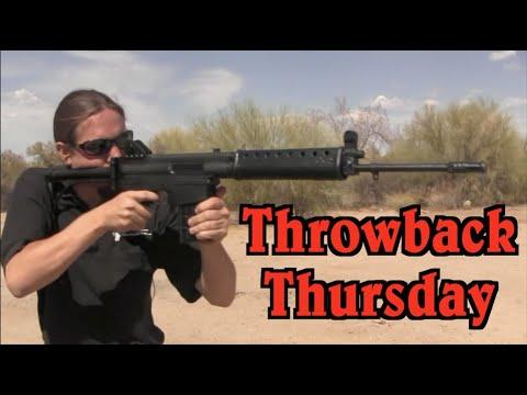 Throwback Thursday: The Nifty Hybrid-Design HAC-7 Battle Rifle