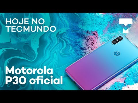 Motorola P30, Android Pie Go Edition, Apple Glasses e mais - Hoje no TecMundo