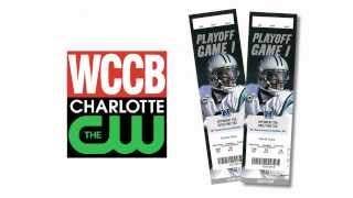 Win Panther Playoff Tickets with WCCB Charlotte!