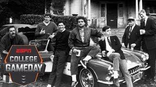 Cast of 'Animal House' looks back on 'trashing' University of Oregon campus | College GameDay | ESPN