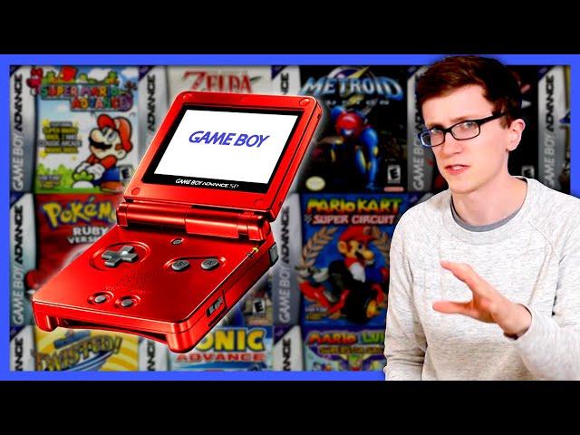 Game Boy Advance: Power to the Pocket - Scott The Woz