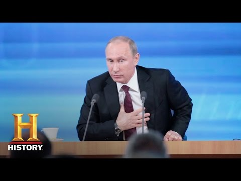 History Lists: Who Is Vladimir Putin? | History