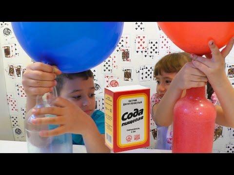 Надуть летающий шарик в домашних условиях 982