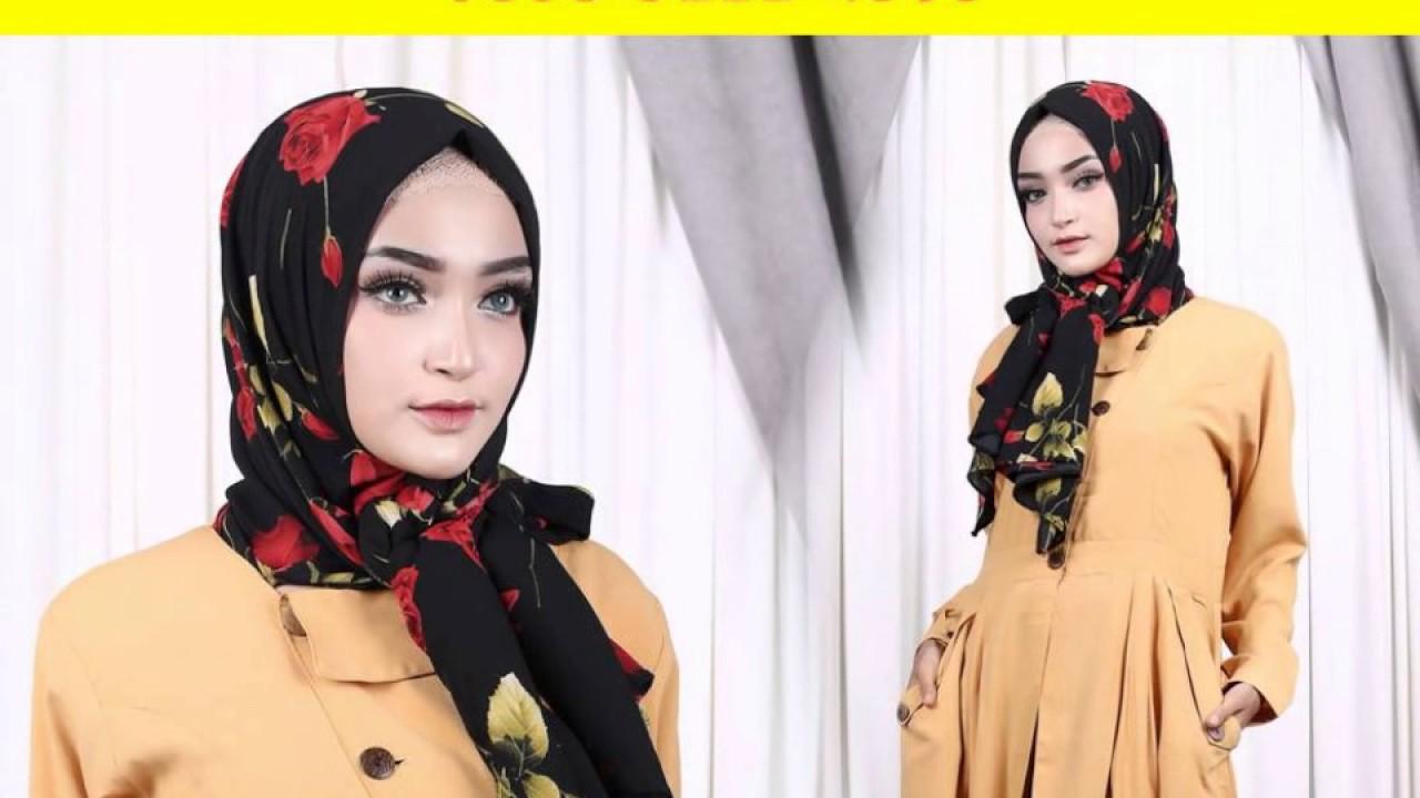 Baju Muslim Modis 2017 Inspirasi Model Baju Wanita Muslim 2017 Youtube