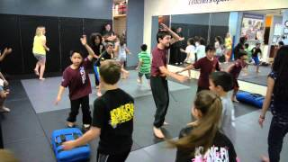 Fun Martial Arts and Physical Games For Kids Of All Ages!