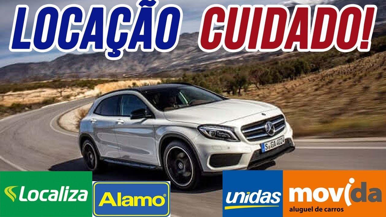 NAO ALUGUE CARRO EM VIAGENS ANTES DE VER ESSE VIDEO! Localiza, Hertz, Movida, Avis