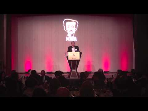 2014 Edgar Awards - Robert L. Fish Award