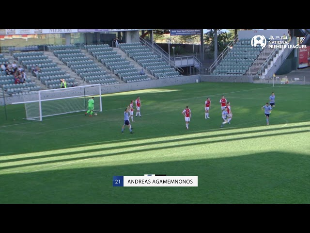 Round 22 - Goal of the Week - PS4 NPL NSW Men's