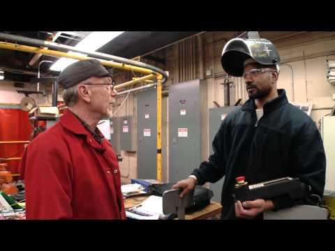 Larry Gross  Welding Instructor