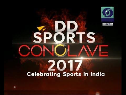 DD Sports Conclave 2017 - Session 17 (Interview with Rajyavardhan Singh Rathore)