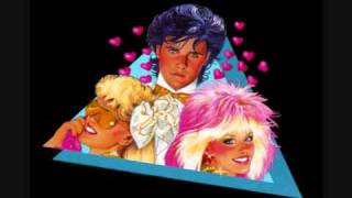 Jem and the Holograms - Who Is He Kissing HQ