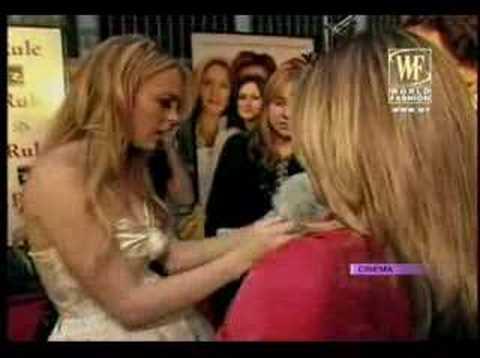 Lindsay Lohan - Georgia Rule Premiere