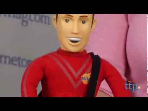 The Wiggles Squeeze & Play Simon from Wicked Cool Toys