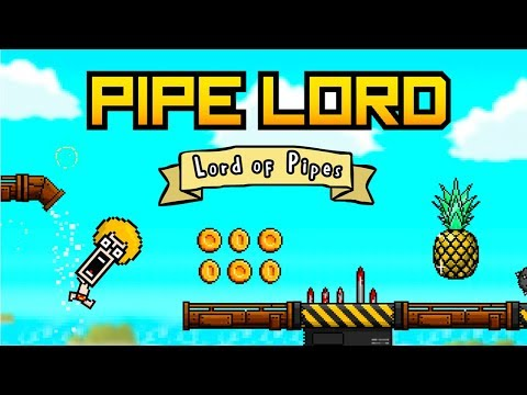 Pipe Lord Android/iOS Gameplay ᴴᴰ