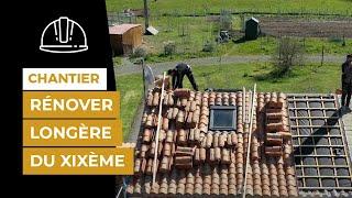 Rénovation d'une toiture à volige avec l'isolant alvéolaire BOOST'R HYBRIDs en Vendée
