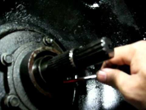 pabling - transmission pump bushing bearing worn out