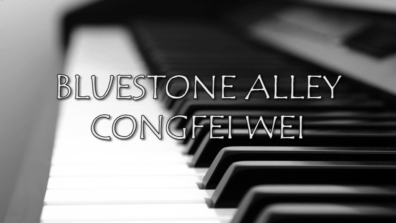 bluestone alley sheet music pdf