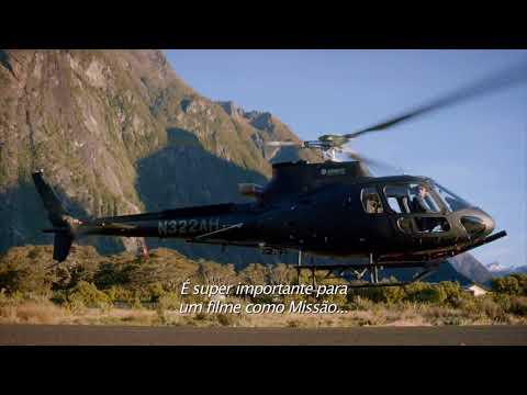 Assista Agora Tom Cruise Em Novo Vídeo De Making Of De Missão Impossível - Efeito Fallout