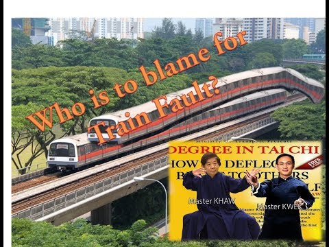 MRT collisions and breakdowns Singapore - part 2