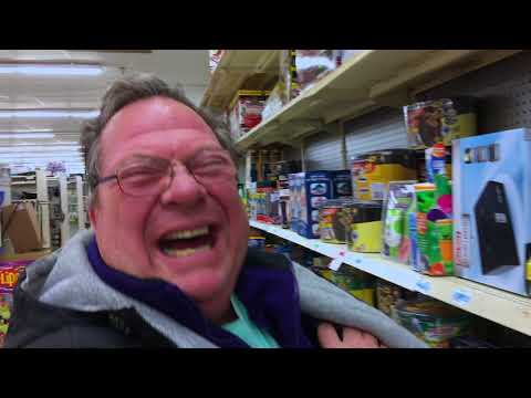Shopping with Rick : Kmart Red Tag Event