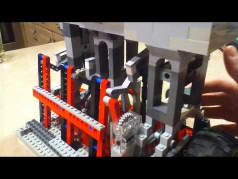 Lego Triple Expansion Steam Teaser
