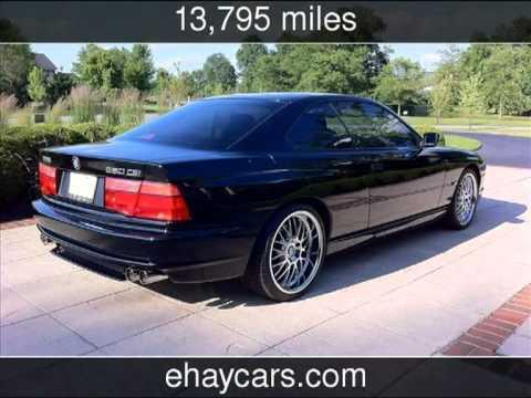1994 BMW 8 Series 850CSi Used Cars  MemphisTennessee  YouTube