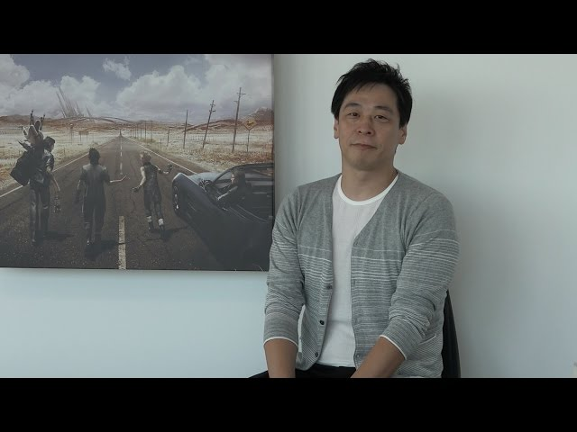 PS VR対応予定の『FF15』が11月29日に発売延期