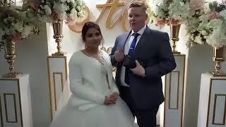 Алексей и Екатерина, 29 09 2018, шатер Венеция Чебоксары парк 500-летия
