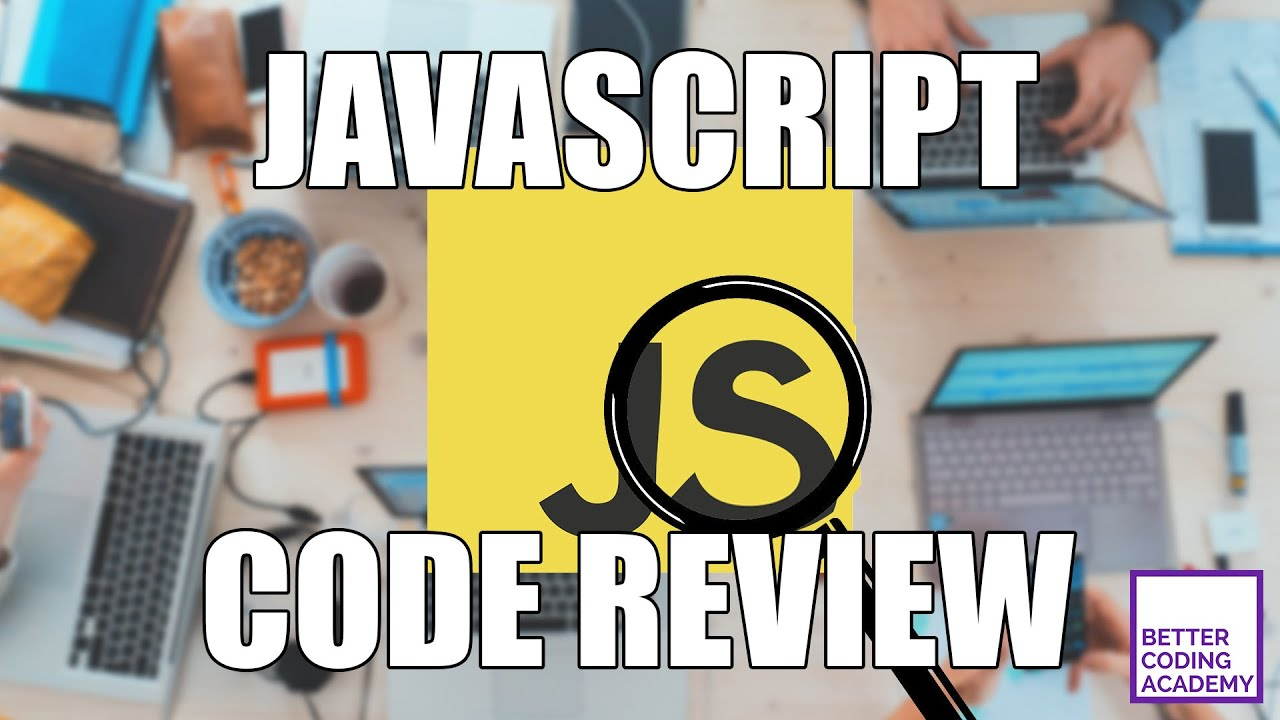 Professional JavaScript Developer Reviews Frontend Project