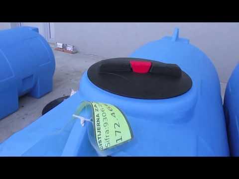 резервуары для воды (образцы)