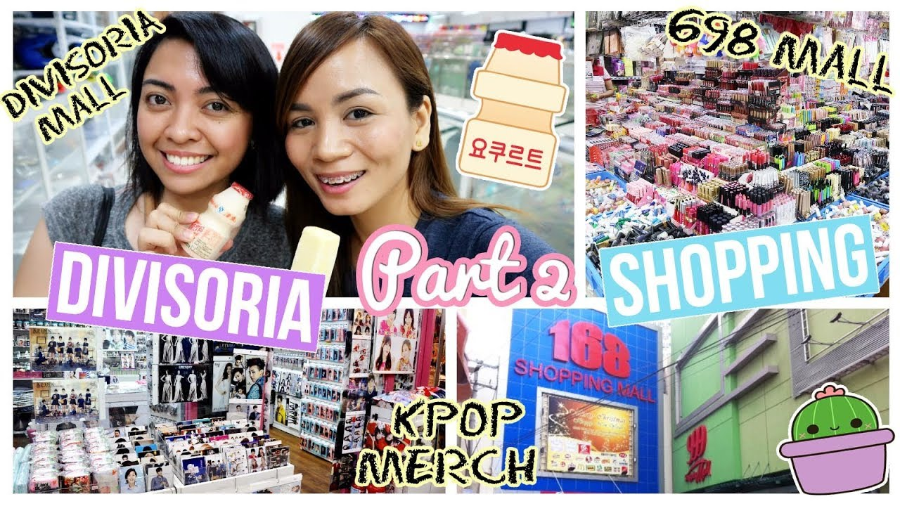 SHOPPING SA DIVISORIA (Kpop Merch, 168, 698, Divisoria Mall) | PART 2