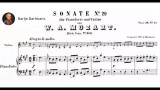Gambar cover Mozart - Violin Sonata No. 22,  A Major K. 305 [Szeryng/Haebler]