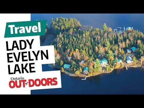 Lady Evelyn Lake