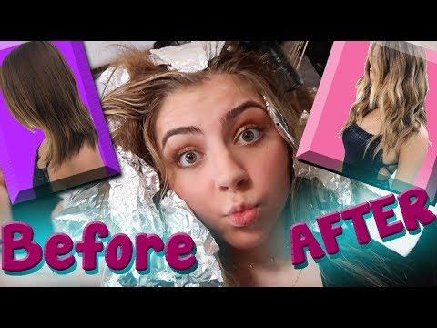 AMAZING HAIR TRANSFORMATION 2018😍  Jada Facer