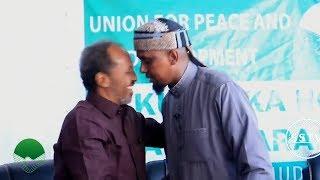 Kulankii Cajiibka ahaa ee Hassan Sheekh Iyo Sheekh Keenyaawi & Waxa kala Qabsaday.