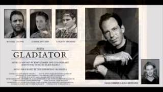 Hans Zimmer and Lisa Gerrard - GLADIATOR (Full soundtrack))