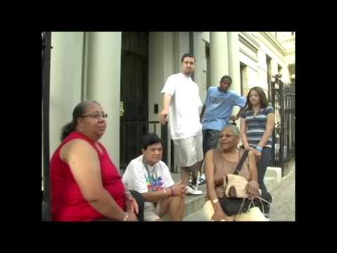 Mrs. Smith in Harlem -- a Story on Gentrification in Harlem,