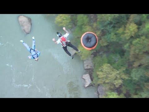 شاهد: الإثارة والإستمتاع بالقفز من على الجسر في مهرجان -بريدج داي-…  - نشر قبل 8 ساعة