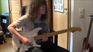 Marcus Deml 99 Guitar Cover (Live Loop)