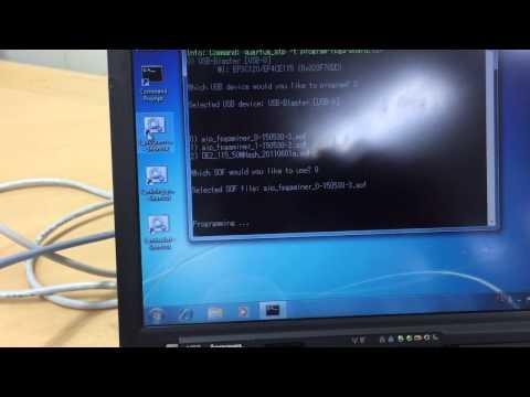 BitCoin FPGA Demo