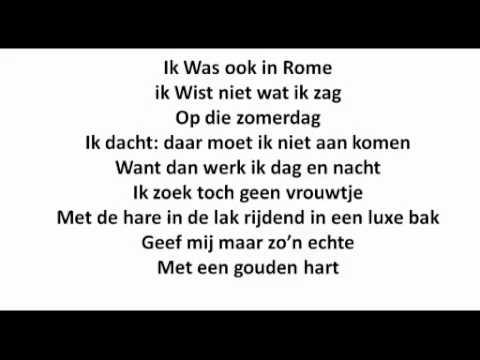 Jannes - Ik Wil Een Boerenmeid (Lycris)
