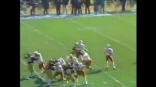 1981 Nebraska at Missouri