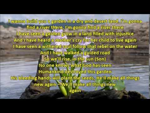 Jason Upton - The Garden Song with Lyrics