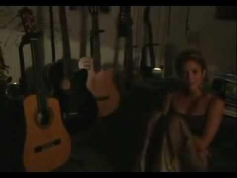 Shakira y Alejandro sanz (bonus dvd fijacion oral vol.1) parte 1