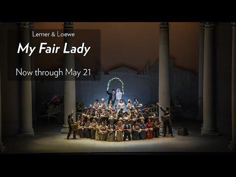 Lerner & Loewe's MY FAIR LADY. Onstage at Lyric Now through May 21