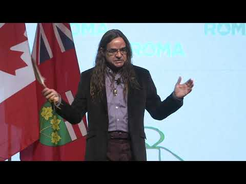 2018 ROMA Conference - Theories on Relationship Building, Cat Criger, Traditional Indigenous Elder