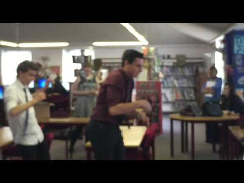 John Colet Year 13 Leavers 2015