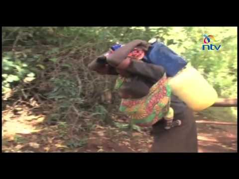 Kericho county caught in the grip of water shortage